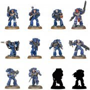 Warhammer 40,000: Space Marine Heroes Series No.1 (Set of 24 pieces) (Japan)