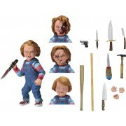 Child's Play Action Figure: Ultimate Chucky​ (Asia)
