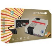 Hyperkin RetroN 1 HD Gaming Console for NES (Gray) (US)