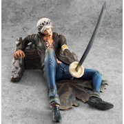 One Piece Portrait Of Pirates Limited Edition 1/8 Scale Pre-Painted Figure: Trafalgar Law Ver. VS (Japan)