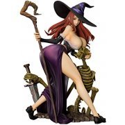 Dragon's Crown 1/7 Scale Pre-Painted Figure: Sorceress (Japan)