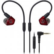 Audio-Technica ATH-LS200iS (Red)