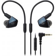 Audio-Technica ATH-LS400iS (Black)