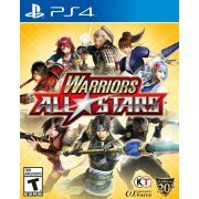 Warriors All-Stars (English) (Asia)