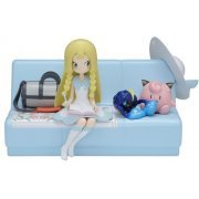 Pokemoon Sun & Moon Music Box: Lillie and Cosmog [Pokemon Center Online Shop Limited Ver.] (Japan)