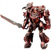 Phantasy Star Online 2 1/72 Scale Model Kit: A.I.S Exoda (Japan)