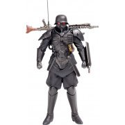 PLAMAX MF-23 1/20 The Red Spectacles Scale Model Kit: Minimum Factory Protect Gear The Red Spectacles Ver. (Japan)