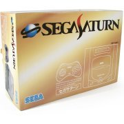 Sega Saturn Console - HST-0001 grey preowned (Japan)