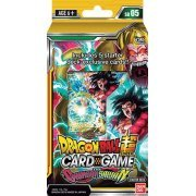 Dragon Ball Super Card Game Starter Deck: The Crimson Saiyan
