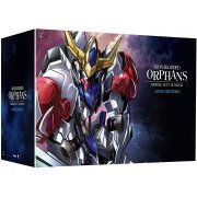 Mobile Suit Gundam - Iron-Blooded Orphans Season 2 [Limited Edition Blu-ray+DVD] (US)