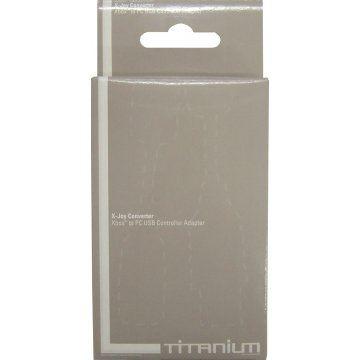 Titanium s-joy converter