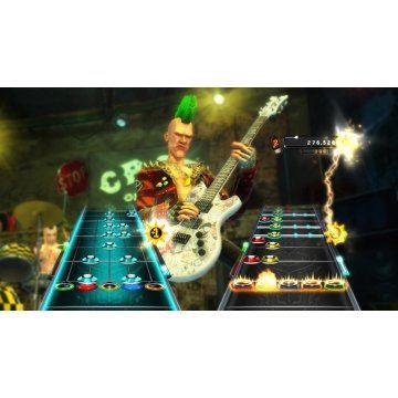 Guitar downloadable warriors of rock 360 xbox songs hero