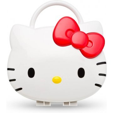 Hello Kitty Squishy Carrying Case : Hello Kitty GameTraveller Carrying Case