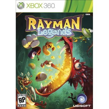 Rayman legends for Tji 360 price
