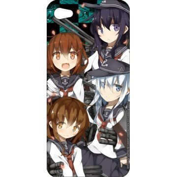 kantai collection iphone cover sixth destroyer corps 356219