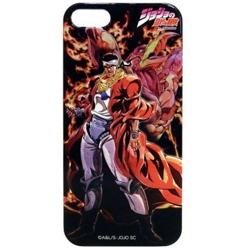 jojos bizarre adventure iphone 55s case avdol magicians red 359495