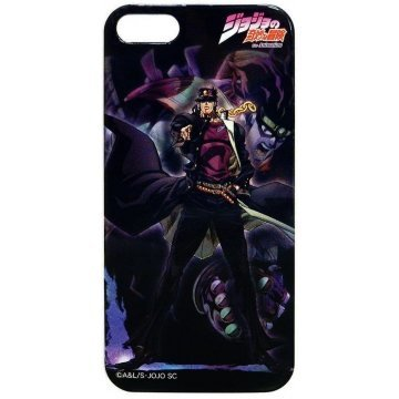 jojos bizarre adventure iphone 55s case jotaro star platinum 359493