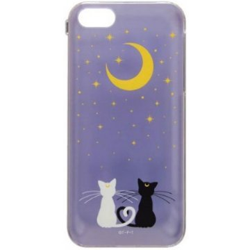 sailor moon iphone 5 character jacket luna artemis slm02rnar 359381