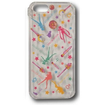 sailor moon iphone 55s character jacket silhouette slm06sl 359391