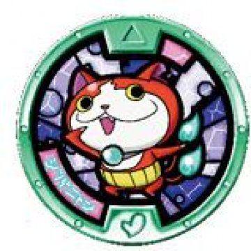 Youkai watch 2 ganso for Porte medaillon yokai watch