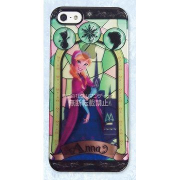 disney frozen stained glass iphone 55s character jacket anna dn1 361589