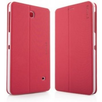 capdase folder case sider baco for galaxy tab 4 8 0 red white 365371