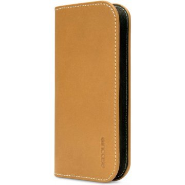 incase leather pouch wallet for 5c 5s browntan 367157