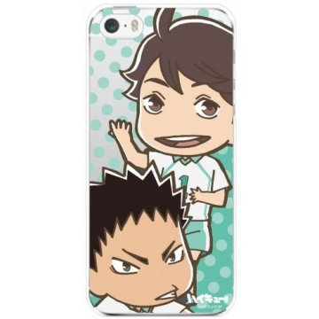 gourmandise haikyu iphone55s smartphone jacket oikawa iwaizumi 367791