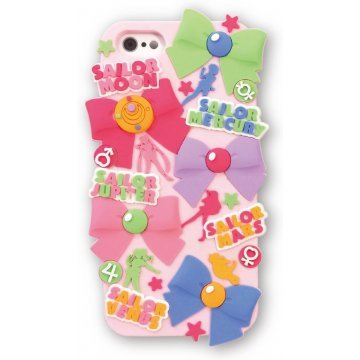 gourmandise sailor moon iphone55s silicon jacket sailor senshi s 368337