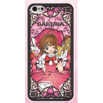 gourmandise cardcaptor sakura iphone55s shell jacket stained gla 373553