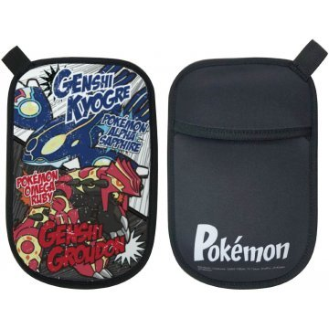 pokemon portable multi pouch legend pokemon poke516c 379537