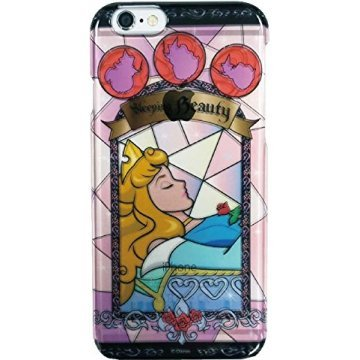 gourmandise disney stained glass iphone 6 shell jacket princess 387397