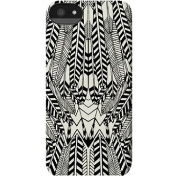 incase mara hoffman snap case for iphone 5 hunter white 392359