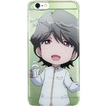 gourmandise binan koukou chikyuboueibu love iphone 6 shell arima 395603