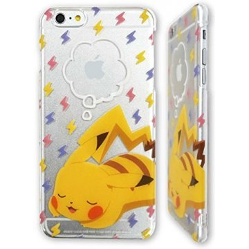 gourmandise pokemon iphone 6 plus shell jacket oyasumi pikachu p 398379