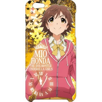 cospa the idolmster cinderella girls iphone 6 cover mio honda 401161