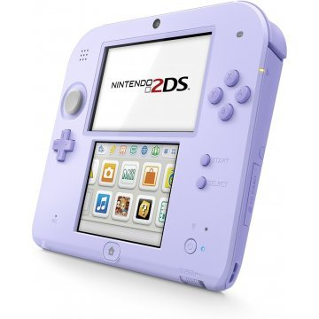 nintendo 2ds lavender. Black Bedroom Furniture Sets. Home Design Ideas