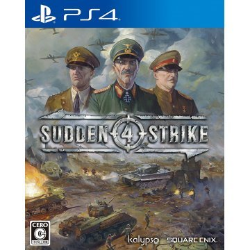 Sudden Strike 4 Play Station 4 Order Game