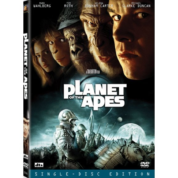Planet of The Apes (Single Disc)