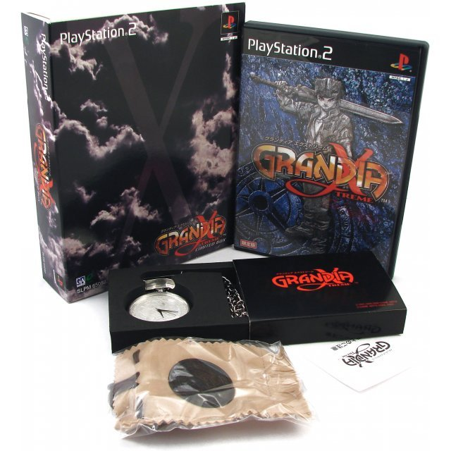 Grandia Xtreme [Limited Edition]