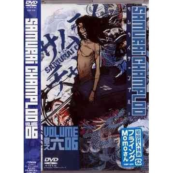 Samurai Champloo Vol.6