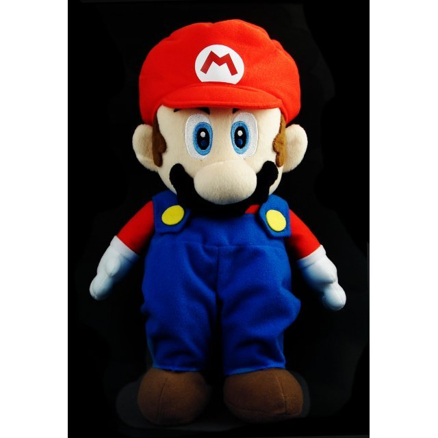 Mario Party Plush Doll: Mario (large)