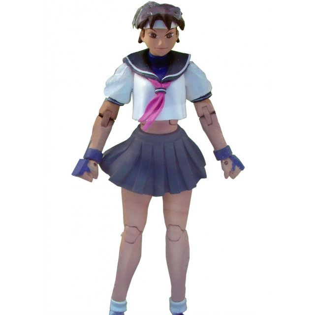 Street Fighter Action Figure: Sakura