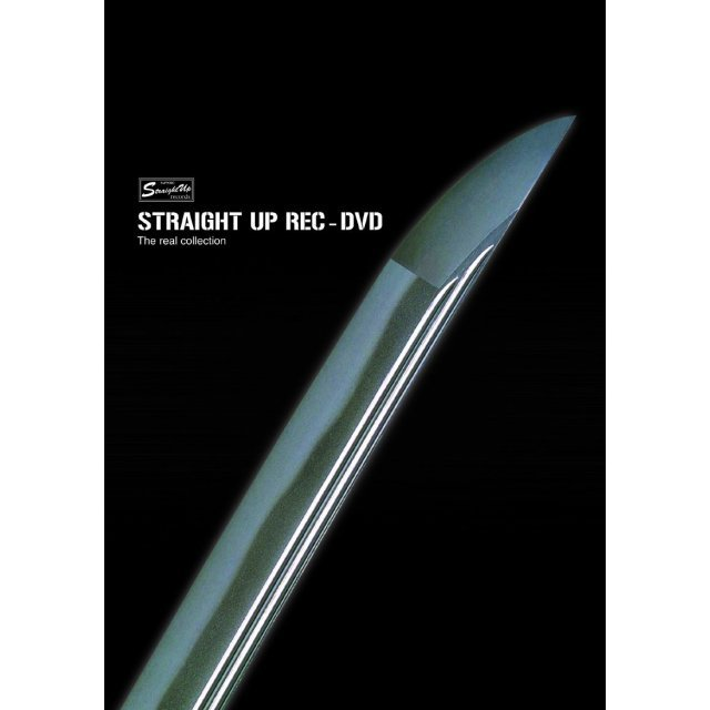 Straight Up Rec DVD