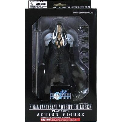 Final Fantasy VII Advent Children Action Figure No.3 Sephiroth