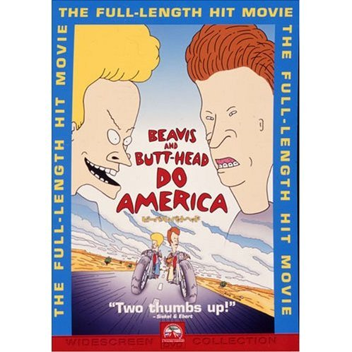 Beavis And Butt-Head Do America [low priced Limited Release]