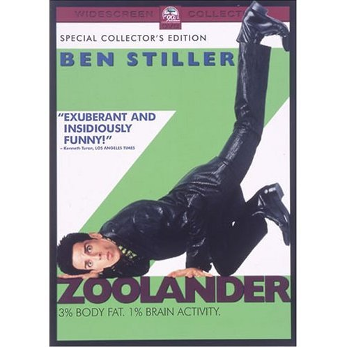 Zoolander Special Collector's Edition [low priced Limited Release]