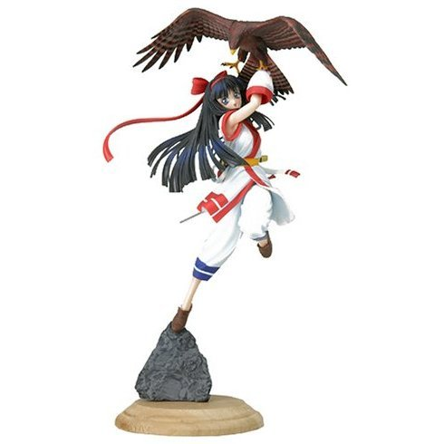 Samurai Spirits Action Figure: Nakoruru