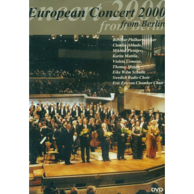 European Concert 2000 From Berlin