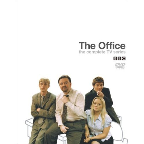 The Office DVD Box